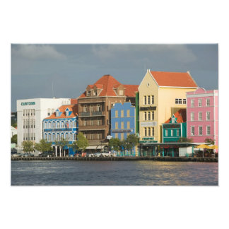 ABC Islands, CURACAO, Willemstad: Harborfront 2 Photo