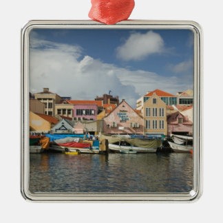 ABC Islands, CURACAO, Willemstad: Punda, Metal Ornament