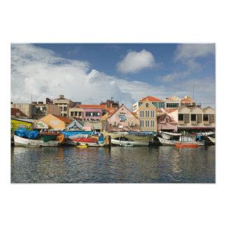 ABC Islands, CURACAO, Willemstad: Punda, Photograph