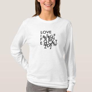 ABC...LOVE LIFE T-Shirt
