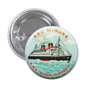 ABC Minors badge - HMS Queen Elizabeth