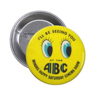ABC Minors badge - yellow 1