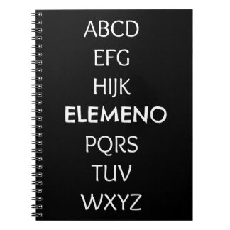 ABC NOTEBOOKS