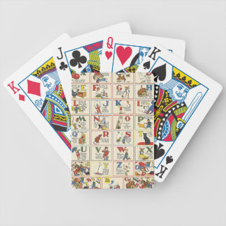 ABC POKER DECK