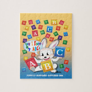 """ABC"" Puzzle 8x10 with Gift Box"