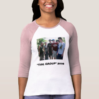 "abc, ""THE GROUP"" 2005 T-Shirt"