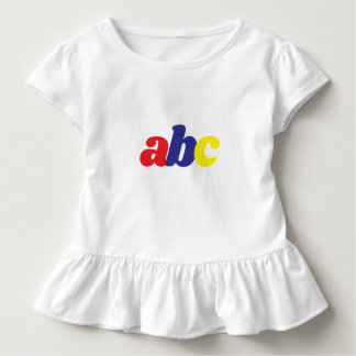 abc Toddler Gear Toddler T-Shirt