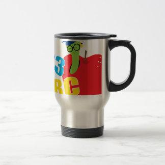 ABC Worm Travel Mug