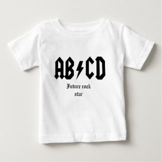 ABCD Future rock star Tshirts