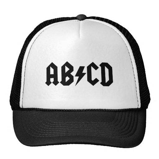 ABCD Trucker Hat