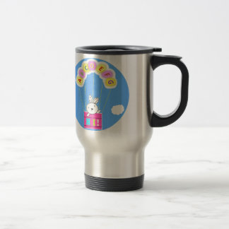 abcdefgHI! Travel Mug