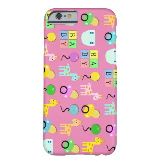 ABDL IPhone 6 Case/ ABDL phone case/ Adult Baby Barely There iPhone 6 Case