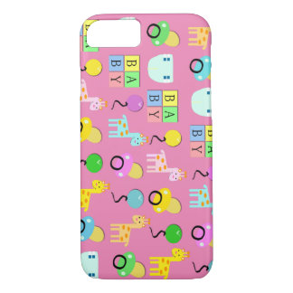 ABDL iPhone 7 Case/ ABDL phone case/ Adult Baby iPhone 7 Case