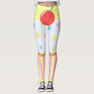 ABDL leggings/ Cupcake princess/ AB wear Leggings