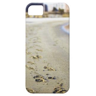 Abdruck in der Küste iPhone 5 Cases