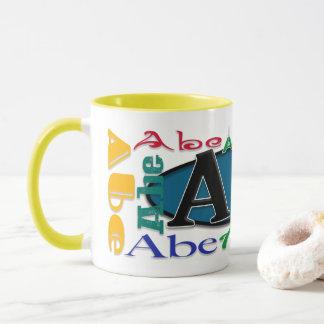 Abe Coffee Mug