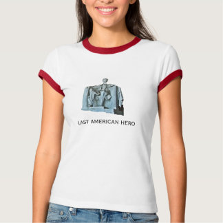 ABE LINCOLN-AMERICAN HERO T-SHIRTS