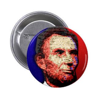 Abe Lincoln - Bicentennial Pinback Buttons