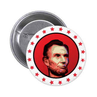 Abe Lincoln - Bicentennial Seal Pinback Buttons