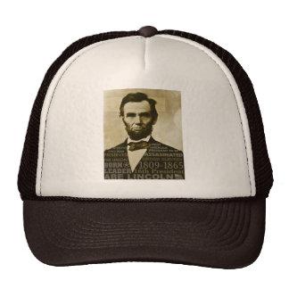 Abe Lincoln Mesh Hat