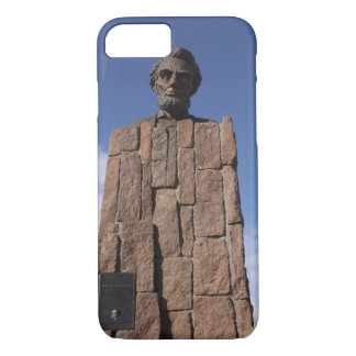 Abe Lincoln Cell Phone Case