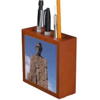Abe Lincoln Desk Organizer