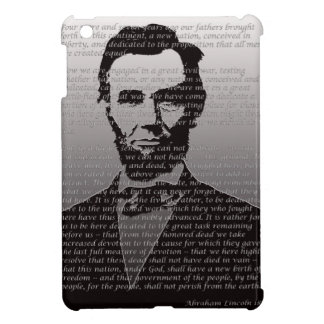Abe Lincoln Gettysburg Address Cover For The iPad Mini
