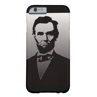 Abe Lincoln Portrait iPhone 6 Case Barely There iPhone 6 Case