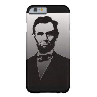Abe Lincoln Portrait iPhone 6 Case