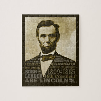 Abe Lincoln Puzzles