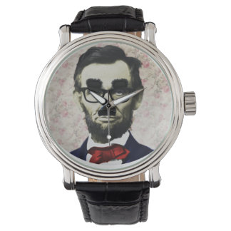 Abe Lincoln Watch