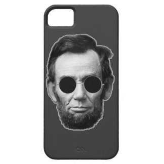 Abe Linoln and Cheap Sunglasses iPhone 5 Case