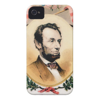 Abe oval Case-Mate iPhone 4 cases