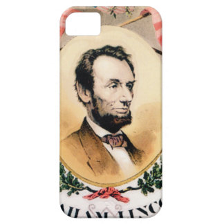 Abe oval iPhone 5 cover