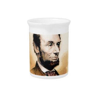 Abe oval pitcher