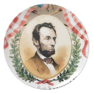 Abe oval plate