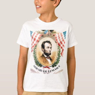 Abe oval T-Shirt