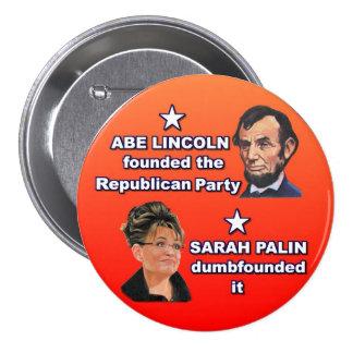 Abe Sarah Pins