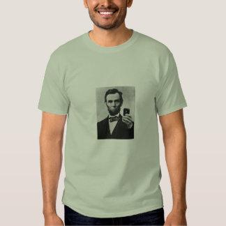Abe Selfie Shirts