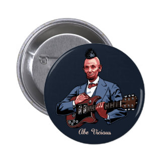 Abe Vicious Buttons