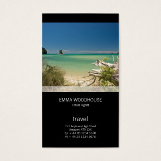 Abel Tasman National Park Business Card