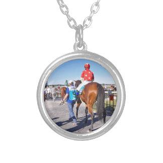 Abel Tasman Silver Plated Necklace