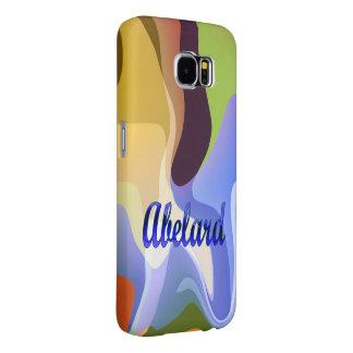 Abelard Full Color Samsung Galaxy case