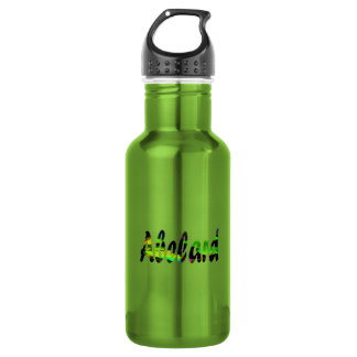 Abelard Water Bottle (18 oz) in green