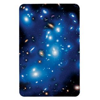 Abell 2744 Pandora Galaxy Cluster Rectangular Photo Magnet