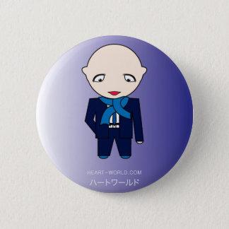 Abelone Li 6 Cm Round Badge