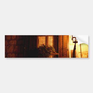 abendstimmung-210994  abendstimmung croatia romanc bumper sticker