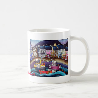 Aberaeron-catch-of-the-day Coffee Mug
