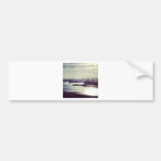 Aberdeen Harbour Bumper Sticker