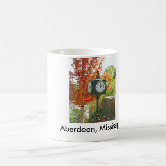 Aberdeen, Mississippi Mug